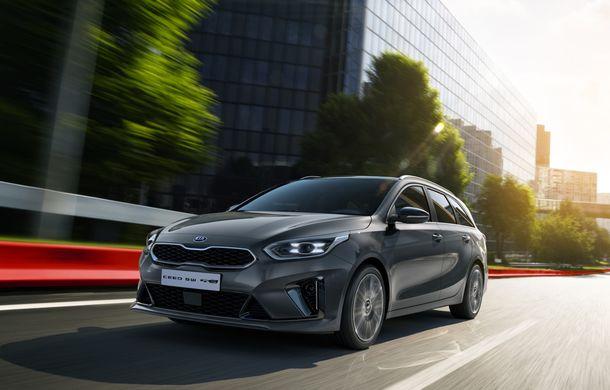 Kia Ceed GT Line are prețuri pentru România: start de la 17.800 de euro - Poza 5