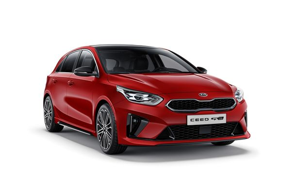 Kia Ceed GT Line are prețuri pentru România: start de la 17.800 de euro - Poza 2