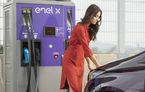 Enel va dezvolta în România o rețea de 2.500 de puncte de încărcare pentru mașini electrice: stațiile vor avea puteri de până la 150 kW