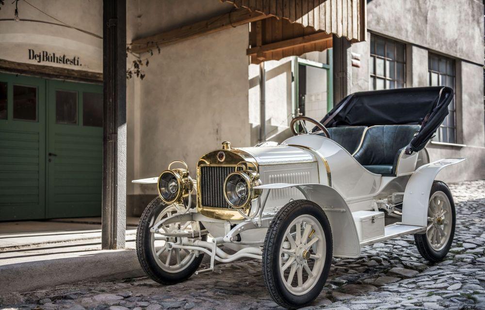 Sportivul Laurin & Klement BSC împlinește 110 de ani: singurul exemplar existent a devenit exponat al muzeului Skoda - Poza 10