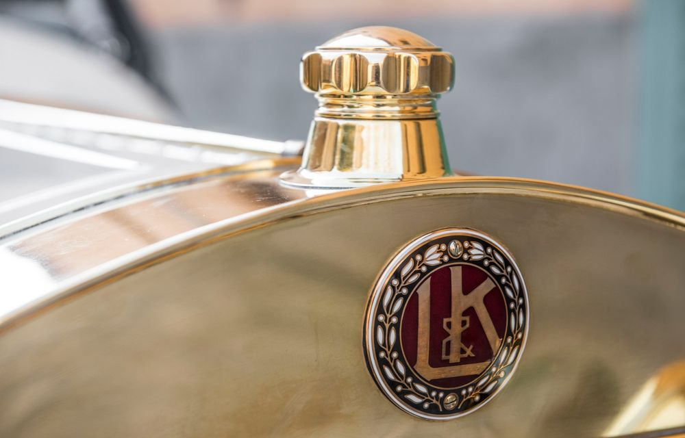 Sportivul Laurin & Klement BSC împlinește 110 de ani: singurul exemplar existent a devenit exponat al muzeului Skoda - Poza 23