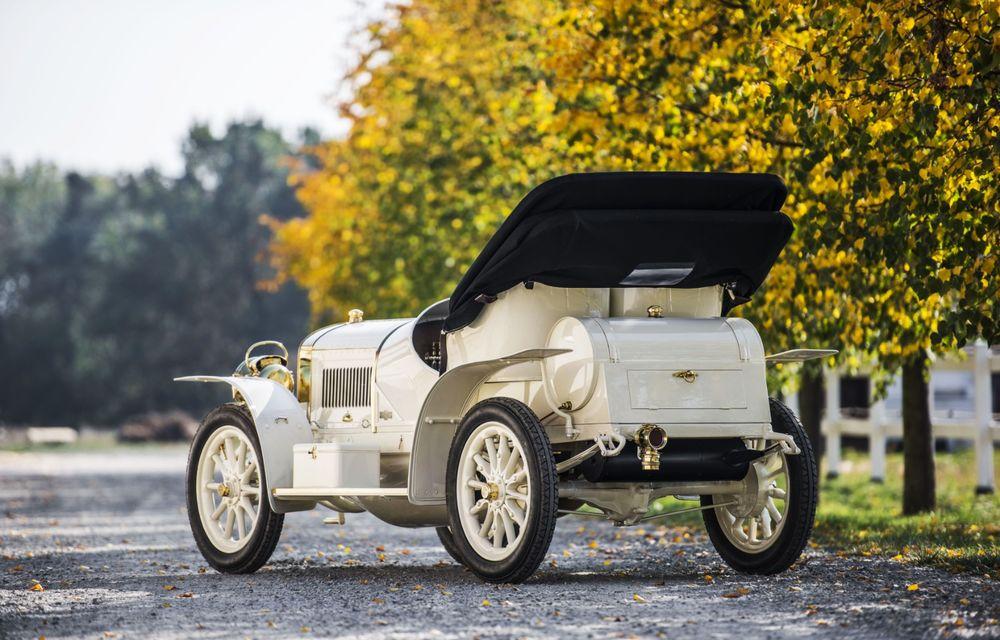 Sportivul Laurin & Klement BSC împlinește 110 de ani: singurul exemplar existent a devenit exponat al muzeului Skoda - Poza 9