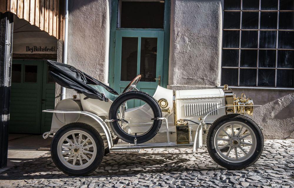 Sportivul Laurin & Klement BSC împlinește 110 de ani: singurul exemplar existent a devenit exponat al muzeului Skoda - Poza 13