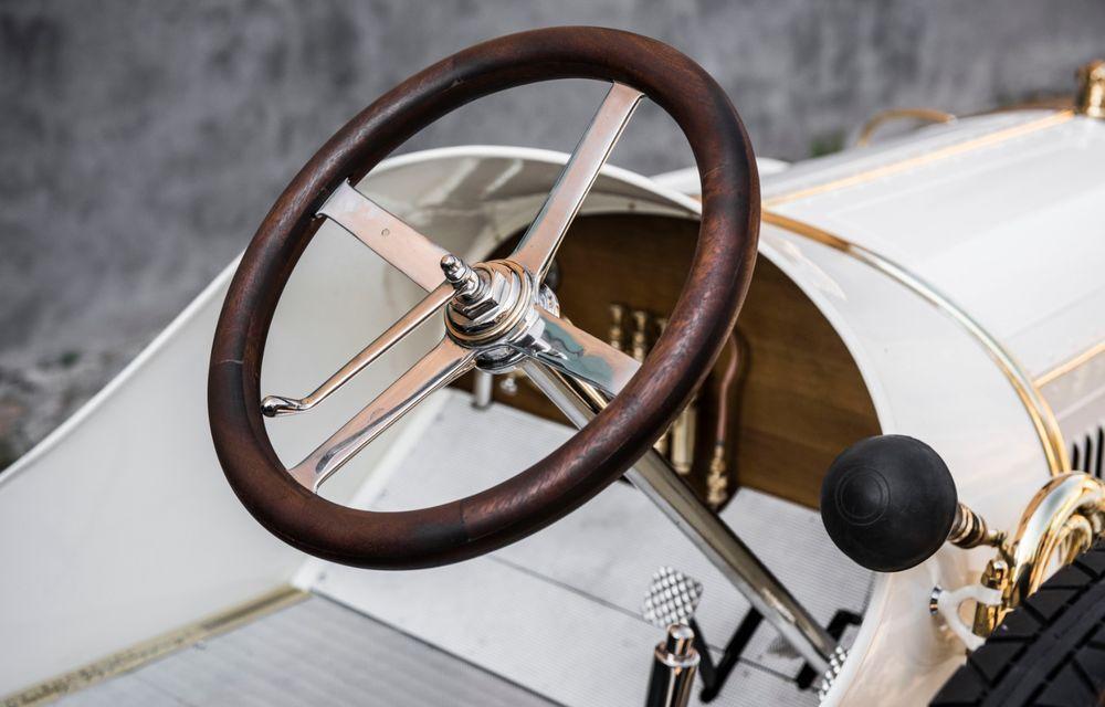 Sportivul Laurin & Klement BSC împlinește 110 de ani: singurul exemplar existent a devenit exponat al muzeului Skoda - Poza 28