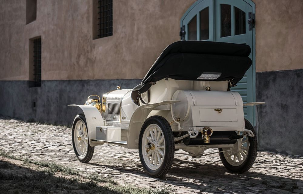 Sportivul Laurin & Klement BSC împlinește 110 de ani: singurul exemplar existent a devenit exponat al muzeului Skoda - Poza 14