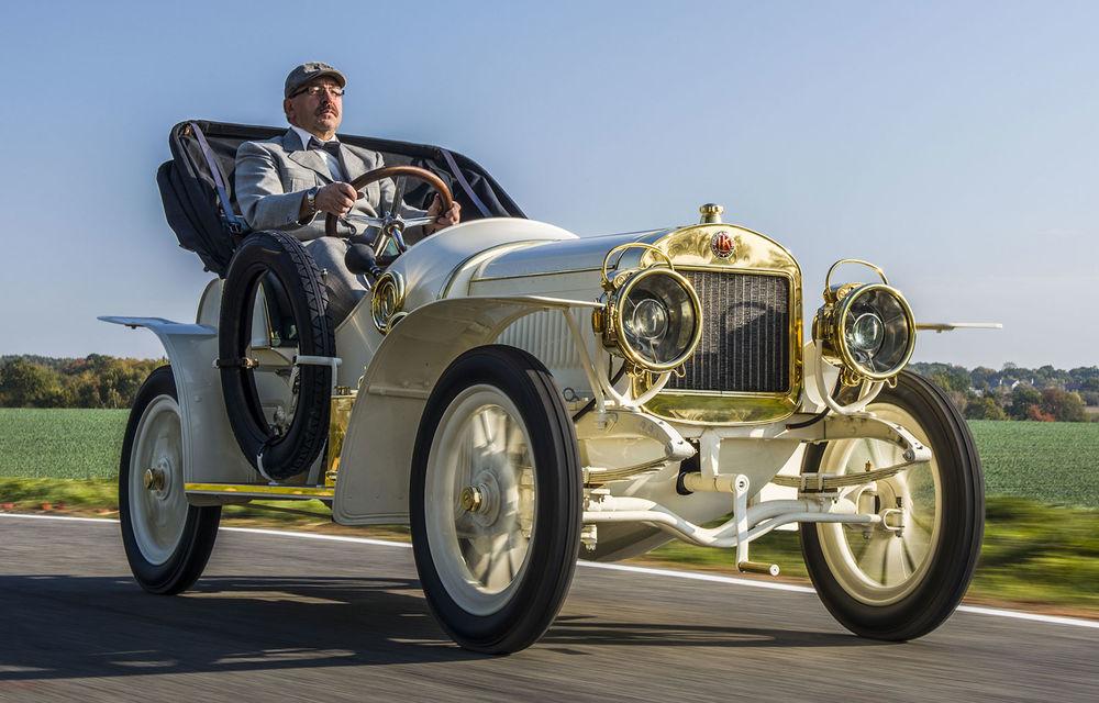 Sportivul Laurin & Klement BSC împlinește 110 de ani: singurul exemplar existent a devenit exponat al muzeului Skoda - Poza 1