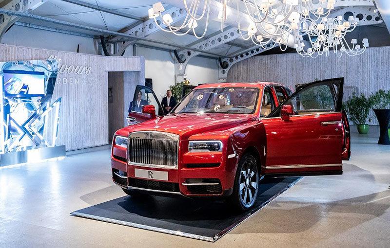 Rolls-Royce Cullinan a debutat în România: cel mai scump SUV de serie din lume are un preț de pornire de peste 315.000 de euro - Poza 2