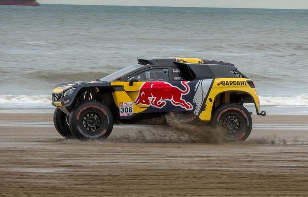 """Sebastien Loeb și-a prezentat mașina cu care va concura la Raliul Dakar 2019: """"Sunt motivat de lipsa de presiune"""" - Poza 5"""