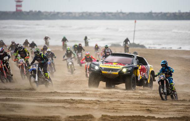 """Sebastien Loeb și-a prezentat mașina cu care va concura la Raliul Dakar 2019: """"Sunt motivat de lipsa de presiune"""" - Poza 7"""