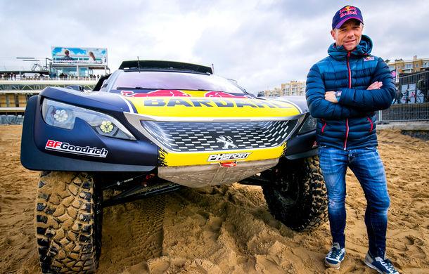 """Sebastien Loeb și-a prezentat mașina cu care va concura la Raliul Dakar 2019: """"Sunt motivat de lipsa de presiune"""" - Poza 1"""