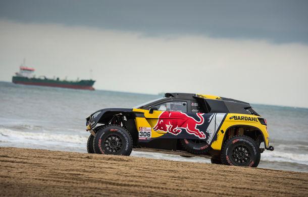 """Sebastien Loeb și-a prezentat mașina cu care va concura la Raliul Dakar 2019: """"Sunt motivat de lipsa de presiune"""" - Poza 6"""