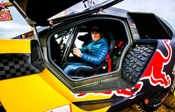 """Sebastien Loeb și-a prezentat mașina cu care va concura la Raliul Dakar 2019: """"Sunt motivat de lipsa de presiune"""" - Poza 3"""