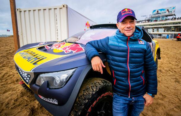 """Sebastien Loeb și-a prezentat mașina cu care va concura la Raliul Dakar 2019: """"Sunt motivat de lipsa de presiune"""" - Poza 2"""