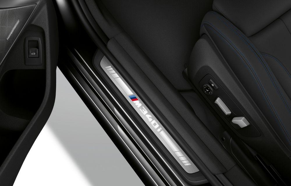 În așteptarea lui M3: BMW aduce la Los Angeles noua versiune M340i xDrive cu 374 CP - Poza 7