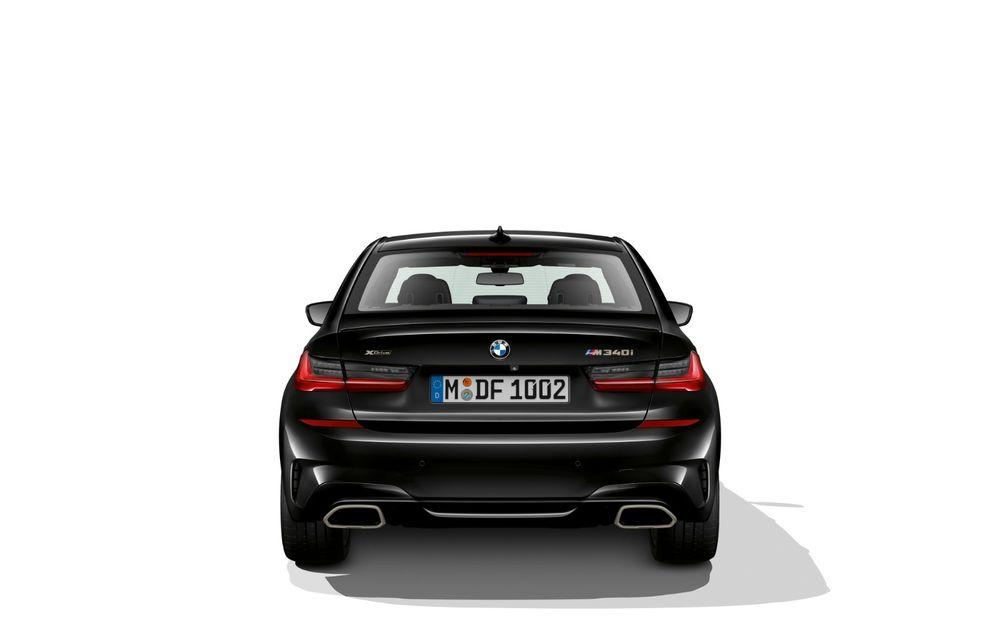 În așteptarea lui M3: BMW aduce la Los Angeles noua versiune M340i xDrive cu 374 CP - Poza 4