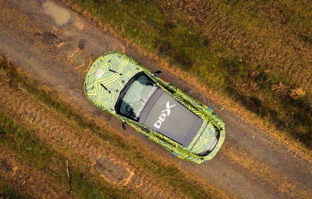 Aston Martin a început testele cu primul său SUV: numele DBX a fost confirmat oficial - Poza 10
