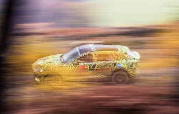 Aston Martin a început testele cu primul său SUV: numele DBX a fost confirmat oficial - Poza 14