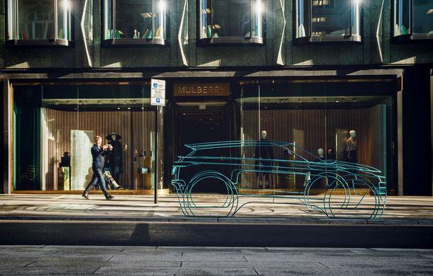 Update: Un nou teaser cu viitorul Range Rover Evoque: SUV-ul britanicilor debutează în 22 noiembrie - Poza 4