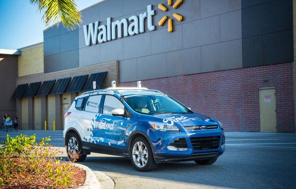 Ford va livra alimente cu mașini autonome: proiectul pilot începe în Statele Unite - Poza 1