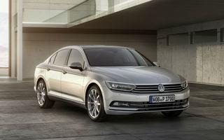 Volkswagen vrea să mute producția lui Passat în Cehia: modelul ar urma să fie construit la fabrica Skoda din Kvasiny