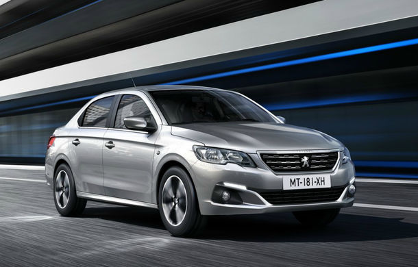 Grupul PSA vrea să reducă producția din Spania: cerere scăzută pentru Peugeot 301 și Citroen C-Elysse - Poza 1