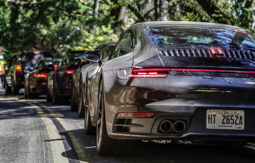 Teaser pentru viitorul Porsche 911: noua generație se lansează în 28 noiembrie - Poza 1