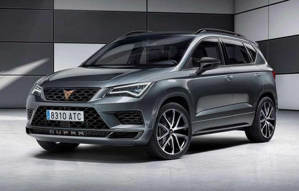 Cupra va lansa 7 modele noi până în 2021: sunt așteptate și ediții limitate ale SUV-ului Ateca - Poza 1