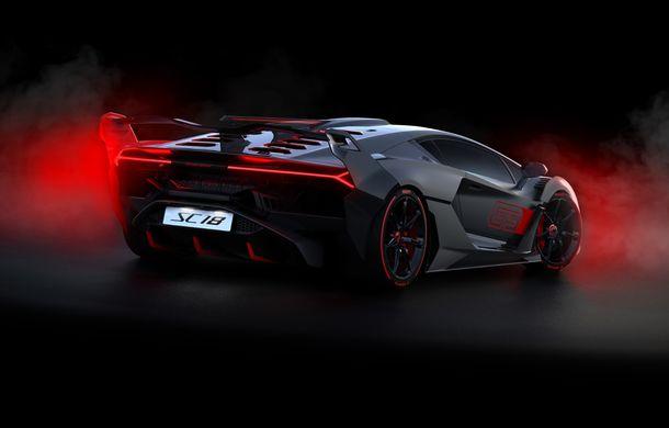 Lamborghini SC18: un client fidel al mărcii a comandat o versiune unicat bazată pe Aventador - Poza 8