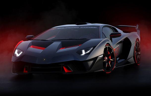 Lamborghini SC18: un client fidel al mărcii a comandat o versiune unicat bazată pe Aventador - Poza 1