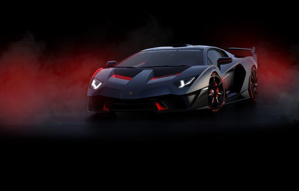Lamborghini SC18: un client fidel al mărcii a comandat o versiune unicat bazată pe Aventador - Poza 4