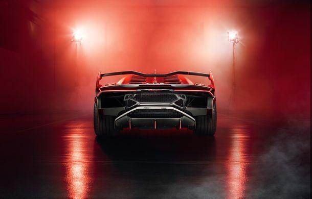 Lamborghini SC18: un client fidel al mărcii a comandat o versiune unicat bazată pe Aventador - Poza 11