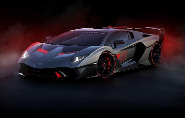 Lamborghini SC18: un client fidel al mărcii a comandat o versiune unicat bazată pe Aventador - Poza 3