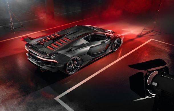 Lamborghini SC18: un client fidel al mărcii a comandat o versiune unicat bazată pe Aventador - Poza 10