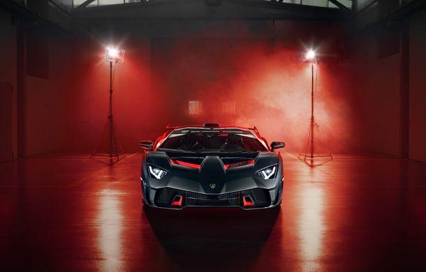 Lamborghini SC18: un client fidel al mărcii a comandat o versiune unicat bazată pe Aventador - Poza 5