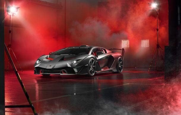 Lamborghini SC18: un client fidel al mărcii a comandat o versiune unicat bazată pe Aventador - Poza 2
