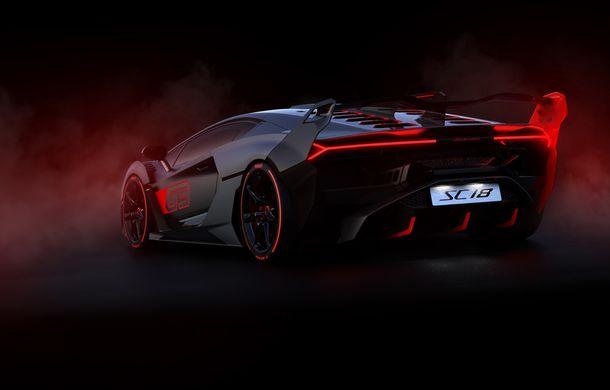 Lamborghini SC18: un client fidel al mărcii a comandat o versiune unicat bazată pe Aventador - Poza 7