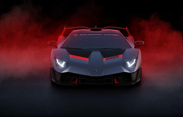 Lamborghini SC18: un client fidel al mărcii a comandat o versiune unicat bazată pe Aventador - Poza 6