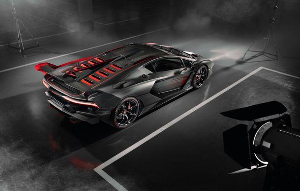 Lamborghini SC18: un client fidel al mărcii a comandat o versiune unicat bazată pe Aventador - Poza 9