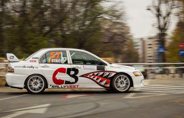 Galerie foto: Trofeul București, ultima etapă a Campionatului Național de Super Rally - Poza 40