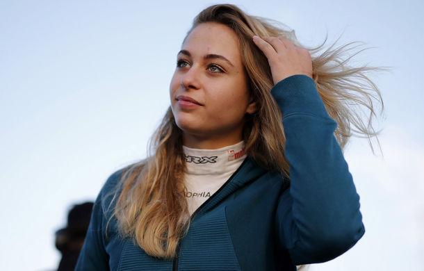 Accident grav în cursa de Formula 3 de la Macau: Sophia Floersch a suferit leziuni la coloana vertebrală după ce a rămas fără frâne la 276 km/h - Poza 1