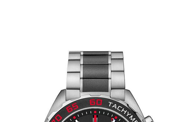 TAG Heuer a lansat un ceas nou, dedicat pilotului de Formula 1 Max Verstappen: ediție limitată la 1.300 de exemplare - Poza 4