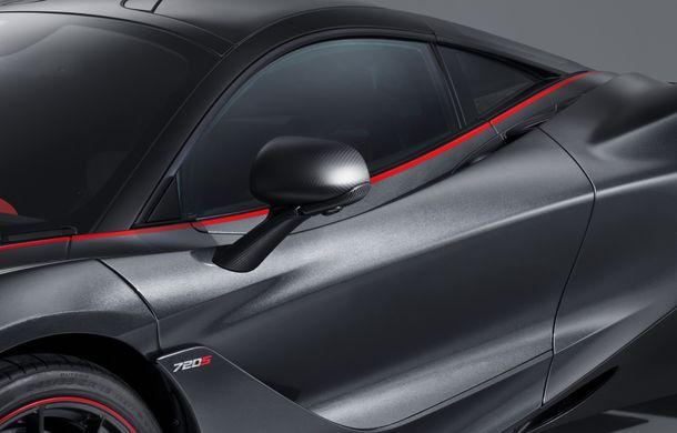 McLaren 720S Stealth va fi produs într-un singur exemplar: ediția specială a fost inspirată de culorile lui McLaren F1 GTR - Poza 4