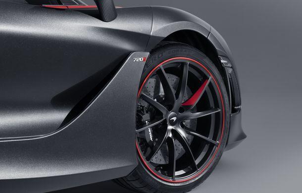 McLaren 720S Stealth va fi produs într-un singur exemplar: ediția specială a fost inspirată de culorile lui McLaren F1 GTR - Poza 6