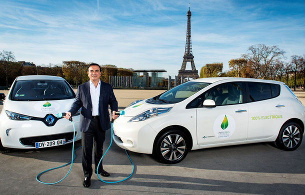 """Nissan vrea să reducă influența Renault în cadrul alianței: """"Trebuie să revenim la ideea inițială a unei relații de tip win-win"""" - Poza 1"""