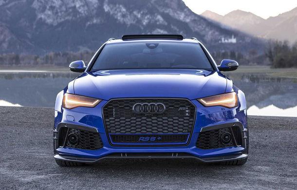 Cântecul de lebădă: ABT a prezentat noul Audi RS6+ Avant Performance Nogaro Edition cu 735 CP - Poza 1