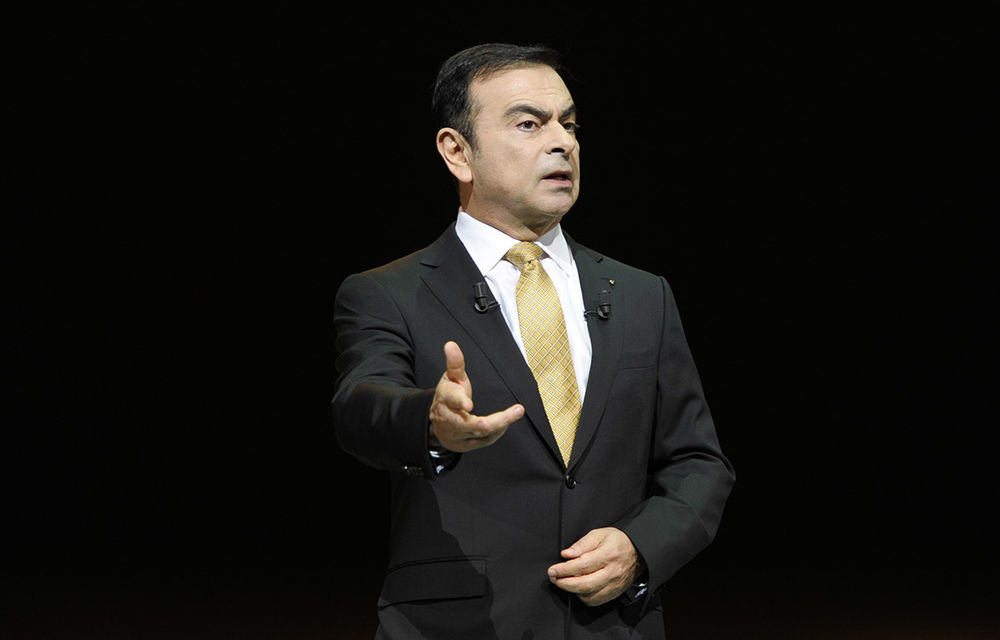 Update: Carlos Ghosn a fost demis din funcțiile pe care le ocupa în cadrul Nissan - Poza 1