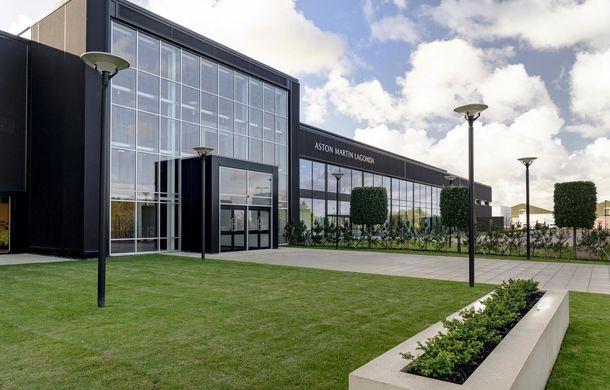 """Aston Martin pregătește accelerarea producției: """"Noua uzină din St Athan va fi de două ori mai rapidă decât fabrica din Gaydon"""" - Poza 1"""
