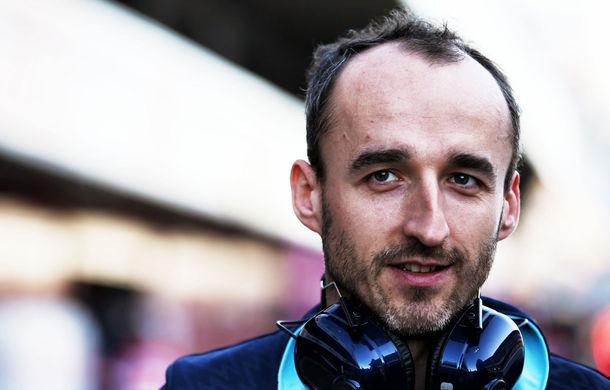 """Williams confirmă revenirea lui Kubica în Formula 1 în 2019: """"Este una dintre cele mai mari realizări ale vieții mele"""" - Poza 1"""