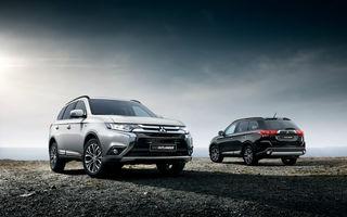 Mitsubishi recheamă în service în România toate SUV-urile echipate cu sistem de asistență la frânarea de urgență