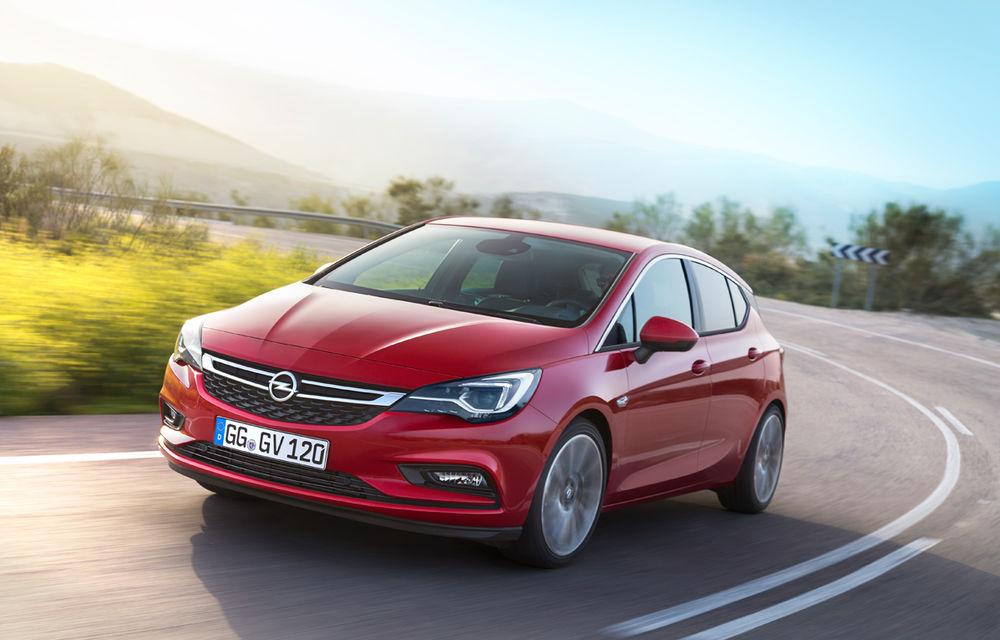 Opel va concedia 20% dintre angajații unei uzine din Marea Britanie: fabrica produce Astra și Astra Sports Tourer - Poza 1